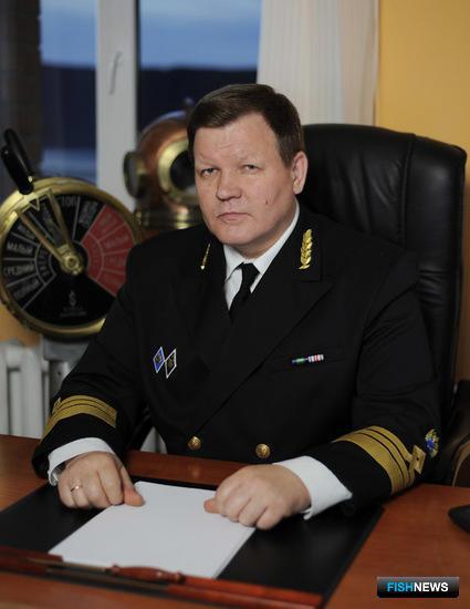 Начальник Северного экспедиционного отряда аварийно-спасательных работ Анатолий ЛЕОНТЬЕВ