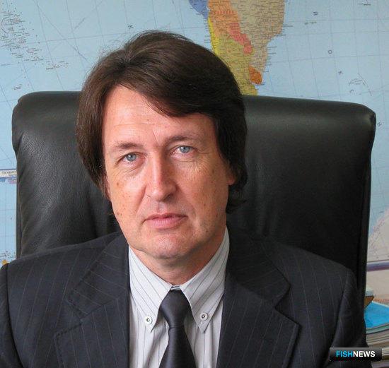 Олег БРАТУХИН, председатель совета директоров «Русской пелагической исследовательской компании» и «Морской инженерной компании»