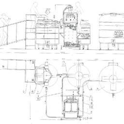 Установка холодного приготовления тузлука - УХПТ-1000