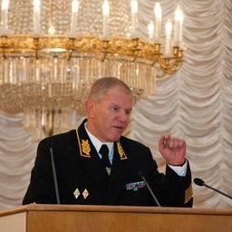 Руководитель Росрыболовства Андрей КРАЙНИЙ на III Всероссийском съезде работников рыбного хозяйства, Москва, 16 февраля 2012 г.