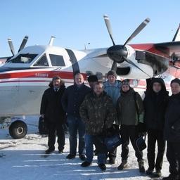Специалисты подсчитают каспийского тюленя с воздуха