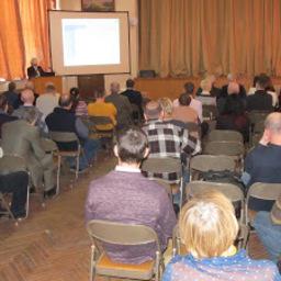 Во Владивостоке прошла отчетная сессия дальневосточных рыбохозяйственных институтов Ассоциации «НТО ТИНРО». Фото пресс-службы ТИНРО-Центра