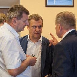 В рамках заседания члены общественного совета обсудили вопросы формирования плана работы на второе полугодие 2014 г. и образования профильных комиссий в составе ОС