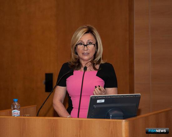 Член Комитета Госдумы по природным ресурсам, природопользованию и экологии Эльмира ГЛУБОКОВСКАЯ