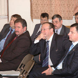 Заседание ДВНПС