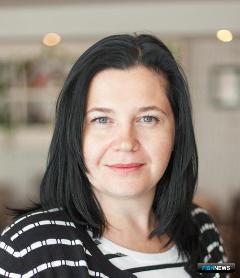 Генеральный директор компании «Русская рыбная фактория» Ирина МИХНОВА