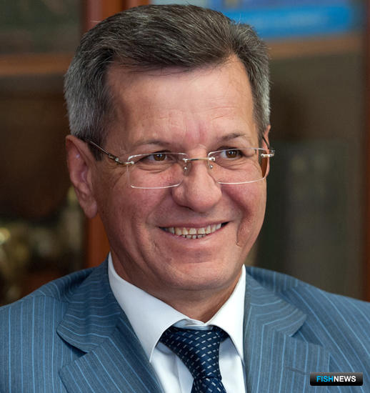 Александр ЖИЛКИН. Фото пресс-службы губернатора Астраханской области
