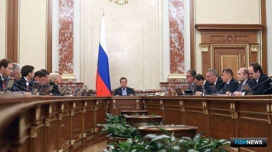 Правительство рассмотрело направления бюджетной политики на 2015 – 2017 гг. Фото пресс-службы кабмина.