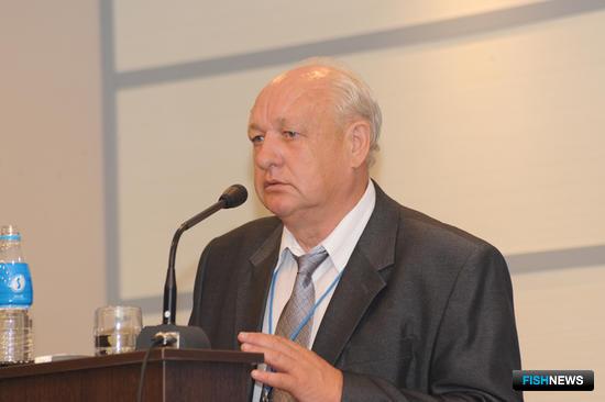 Президент Дальневосточной ассоциации «Аквакультура» Александр ПЛАТОНОВ