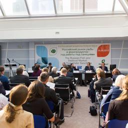 Конференция «Русская рыба» взамен импортной: рынок рыбы и морепродуктов год спустя после введения эмбарго»