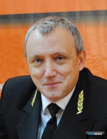 Директор Полярного НИИ морского рыбного хозяйства и океанографии Константин ДРЕВЕТНЯК