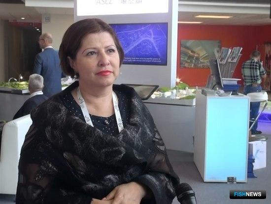 Врио заместителя председателя правительства Камчатского края Марина СУББОТА. Фото пресс-службы правительства Камчатки
