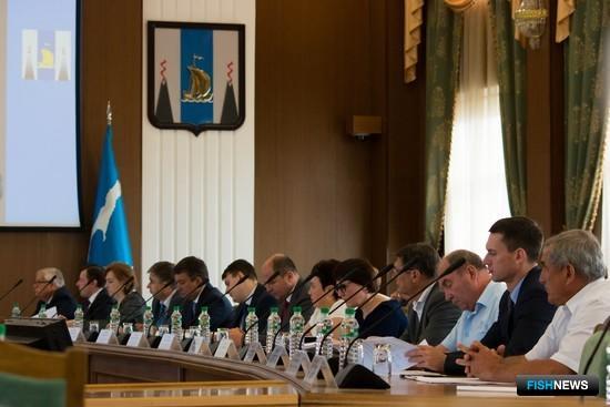 Вопросы по техрегламенту ЕАЭС «О безопасности рыбы и рыбной продукции» и электронной ветсертификации обсудили на конференции в Южно-Сахалинске