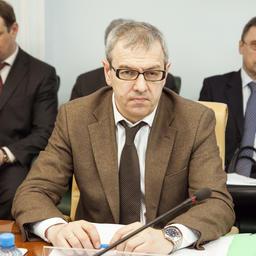 Исполнительный директор ВАРПЭ Игорь КАРПМАН