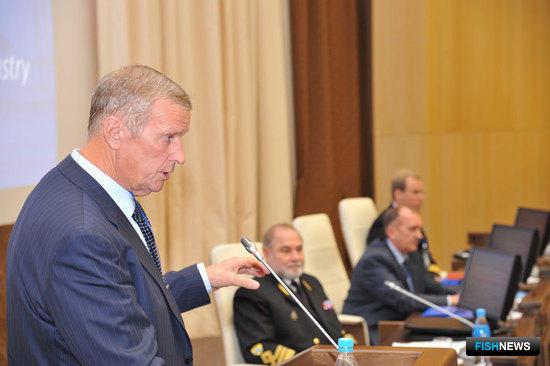 Геннадий ГОРБУНОВ, председатель Комитета Совета Федерации по аграрно-продовольственной политике и природопользованию