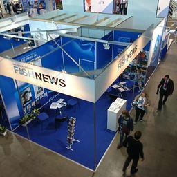 Участники из 25 регионов и 11 стран мира собрались на Выставке рыбной индустрии, морепродуктов и технологий в Санкт-Петербурге