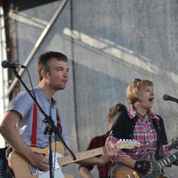 На сцене в Крылатском весь день выступали музыкальные группы. Фото пресс-службы ФАР