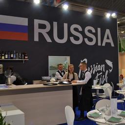 В этом году российские рыбодобывающие и рыбоперерабатывающие предприятия прининяли участие в Seafood Expo/Processing Global в рамках единого национального стенда