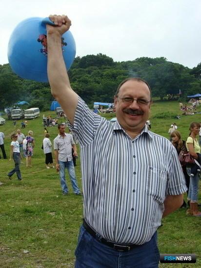 Вице-губернатор Приморского края Игорь Улейский