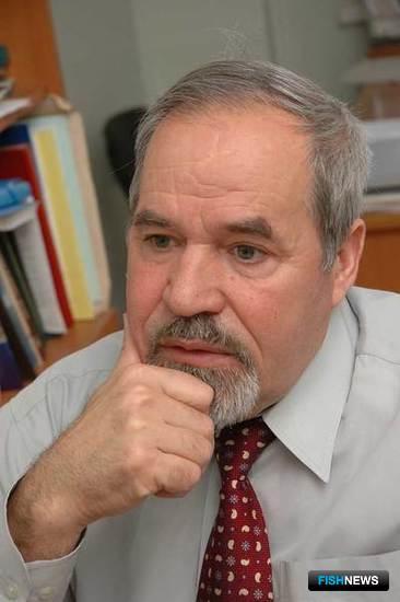 Виктор МАРКОВЦЕВ, ведущий научный сотрудник ТИНРО-Центра, к.б.н.