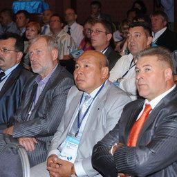 V Международный конгресс рыбаков. Владивосток, сентябрь 2010 г.