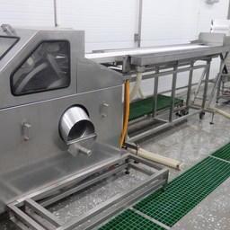 Икорный сепаратор УПИ-800