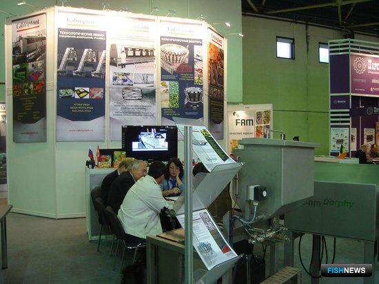 17-я Международная выставка «Агропродмаш-2012»