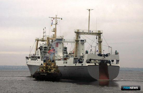 Изменения по «незаходному» флоту – комментирует рыбацкий бизнес