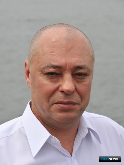 Капитан СРТМ «Таманго» (ООО «Антей») Сергей ФИНЕНКО