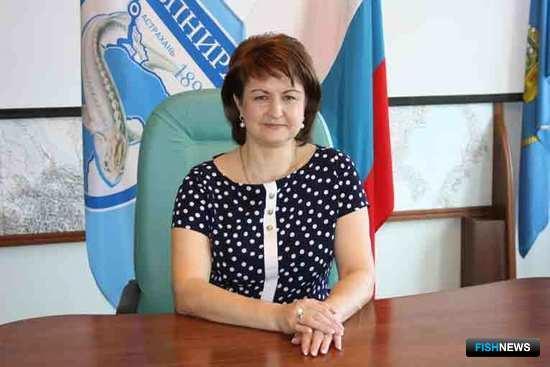 Генеральный директор ФГУП «КаспНИРХ» Татьяна ВАСИЛЬЕВА