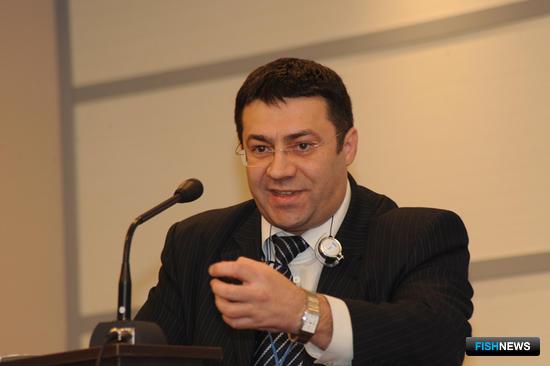Референт первого заместителя председателя Правительства РФ Григорий ШАЛЯПИН