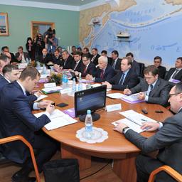 Совещание «О реализации перечня мероприятий по противодействию ННН-промыслу на Дальневосточном рыбохозяйственном бассейне»
