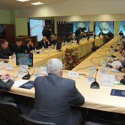 Всероссийское совещание по совершенствованию законодательного регулирования рыболовства во Владивостоке