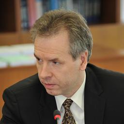 Директор департамента рыбного хозяйства Приморья Александр ПЕРЕДНЯ