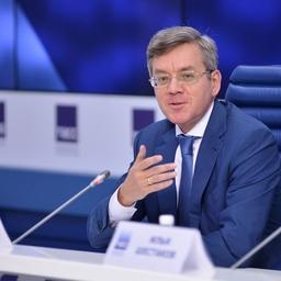 Президент ВАРПЭ Герман ЗВЕРЕВ. Фото пресс-службы Росрыболовства
