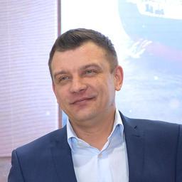 Генеральный директор Expo Solutions Group Иван ФЕТИСОВ на Днях Дальнего Востока в Москве