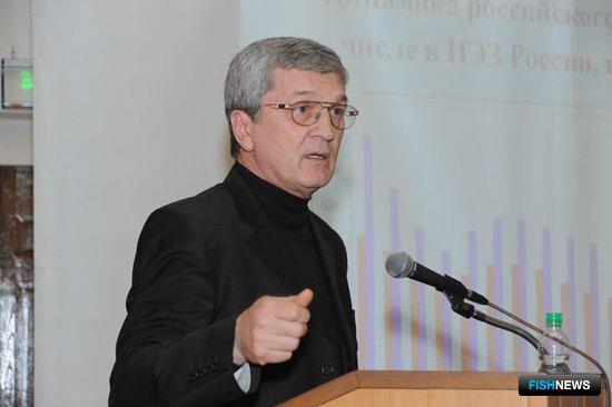 Сергей ТИМОШЕНКО, председатель Союза рыбопромышленников и предпринимателей Камчатского края