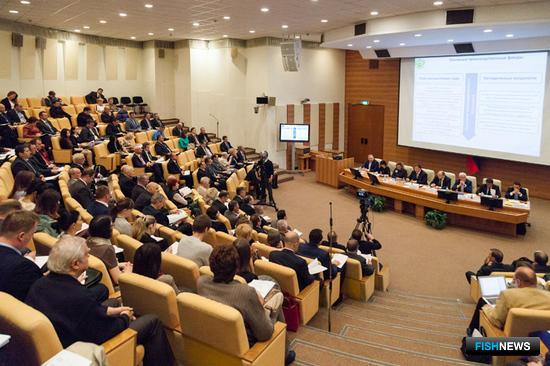 Изменения в ФЗ «О рыболовстве и сохранении водных биоресурсов» обсудили на парламентских слушаниях в Госдуме