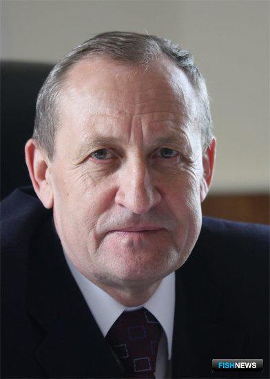 Генерал-полковник Виктор Труфанов, руководитель департамента береговой охраны Пограничной службы ФСБ России