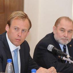 Василий СОКОЛОВ и Лев БОЧАРОВ