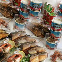 Ветзаслон от российской рыбы