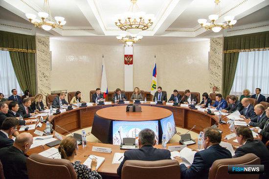 Рабочая группа при Минсельхозе обсудила проекты постановлений правительства по «инвестиционным квотам»