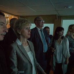 Представители университета познакомили гостей с кампусом, показали тренажерное и лабораторное оборудование. Фото пресс-службы Дальрыбвтуза
