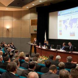 Расширенное заседание Коллегии Федерального агентства по рыболовству