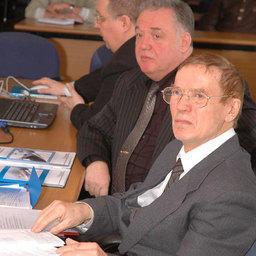 "Представители КБ ""Восток"" на совещании во Владивостоке"