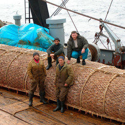 Финансовая эффективность российской рыбной отрасли за пять лет увеличилась почти в десять раз.