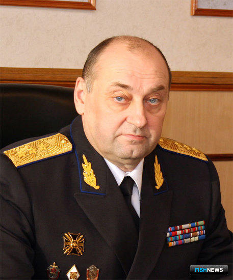 Начальник Регионального пограничного управления ФСБ России по ДВФО генерал-полковник Валерий ПУТОВ
