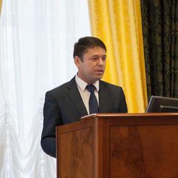 Генеральный директор ООО «Русское море – Аквакультура» Юрий Киташин