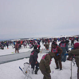 Пятый год подряд Сахалин тепло принимал любителей подледной рыбалки и активного зимнего отдыха.