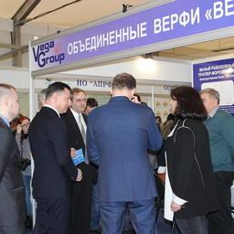В первый день работы выставку посетили около 700 человек. Фото предоставлено компанией «МурманЭКСПОцентр»